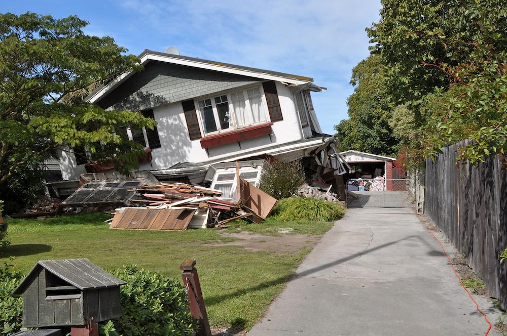 earthquake insurance Gilbert AZ